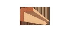 moulures baguettes d 39 angle guimier. Black Bedroom Furniture Sets. Home Design Ideas