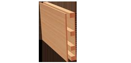 plinthes plinthes lectriques bois en contreplaqu. Black Bedroom Furniture Sets. Home Design Ideas