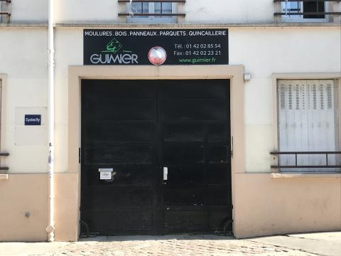 Guimier rue du Docteur Potain 75019 Paris